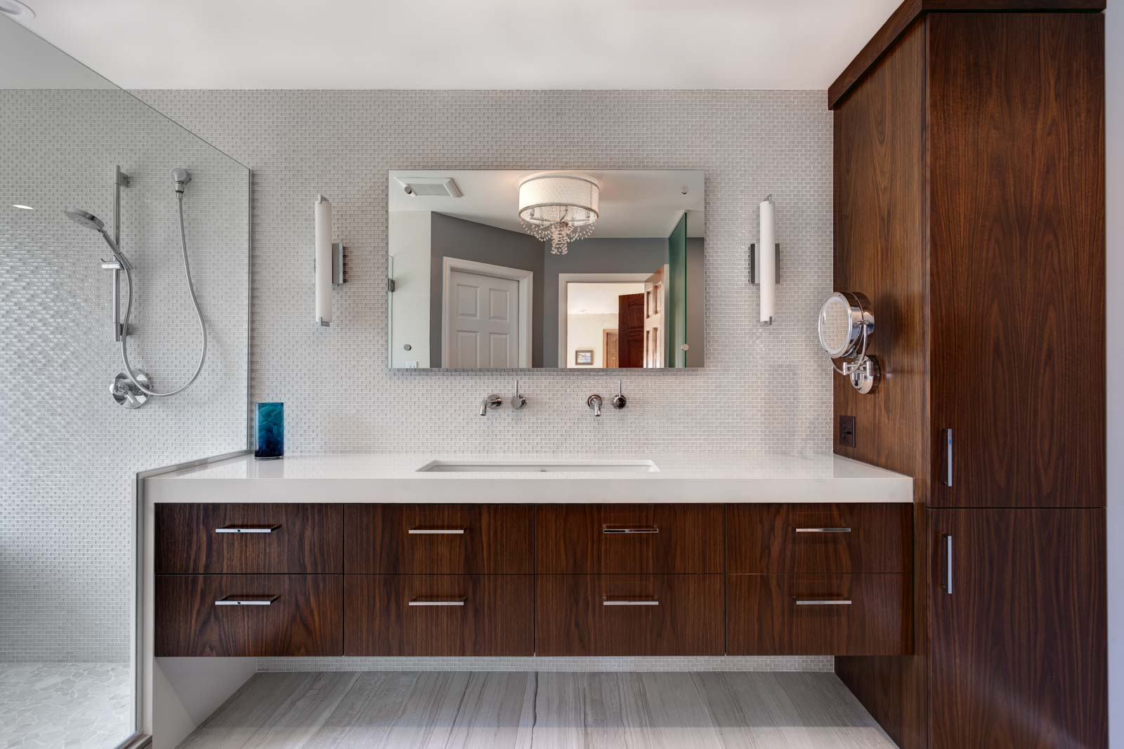 Ordinaire Modern Master Bathroom Remodel